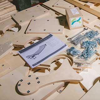 Проектируем и строим мини рампы для скейта - FK-ramps