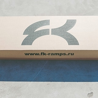 Проектируем наборы для катания на скейте - FK-ramps