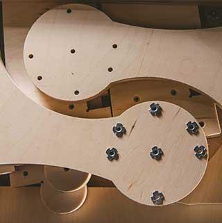 Собери свой набор для трюков на скейте от FK-ramps