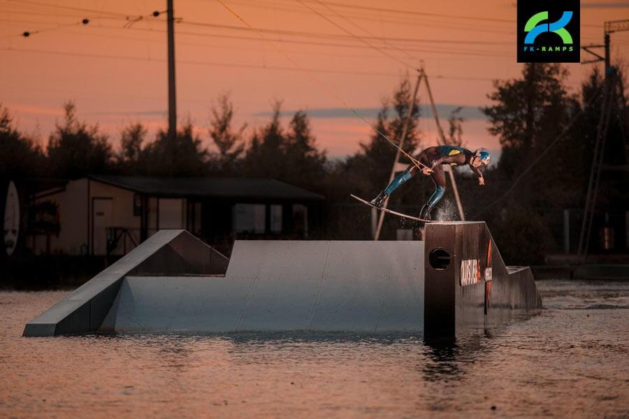 Благоустройство территории при строительстве скейт парков - FK-ramps