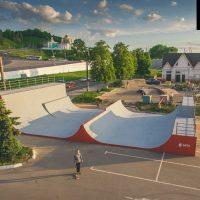Скейт парки для бизнеса - FK-ramps