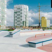 Коммерческие скейт парки для экстремалов - FK-ramps