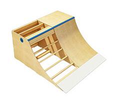 Каталог: деревянные скейт парки от FK-ramps