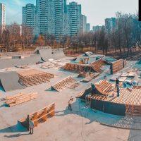 Деревянные скейт парки - FK-ramps