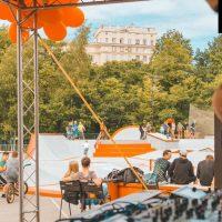 Мобильные скейт парки на заказ - FK-ramps