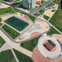 Примеры наших скейт парков - FK-ramps