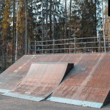 Скейт парк в Сертолово - FK-ramps