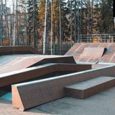 Скейт парк в Сертолово, Ленинградская область - FK-ramps