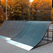 Скейт парк в парке Кирова, Санкт-Петербург от FK-ramps