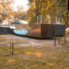 Скейт парк в Выксе - FK-ramps