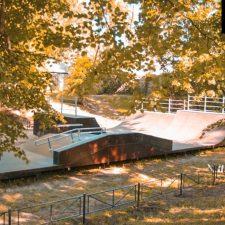 Фото: скейт парк в Выксе - FK-ramps