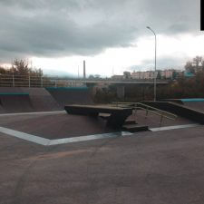 Скейт парк в Ельце от FK-ramps