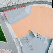 Фото скейт парка в Янино - FK-ramps