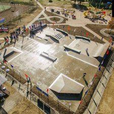Деревянный скейт-парк вАннино, фото № 2