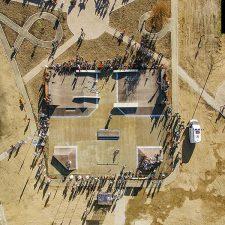 Деревянный скейт-парк вАннино, фото № 3