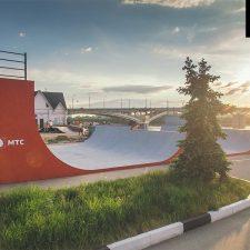 Фото рампы МТС в Нижнем Новгороде: FK-ramps