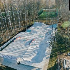 Скейт парк вСходне,г.Химки, Московская область - FK-ramps