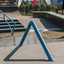 Скейт парк в Аннино - FK-ramps в Ленинградской области