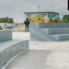 Фото: скейт парк в Янино от FK-ramps