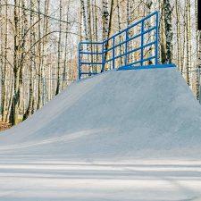 Скейт парк вСходне,г.Химки - FK-ramps
