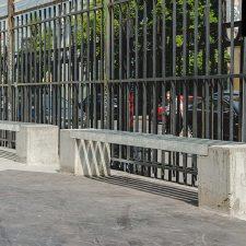 Скейт парк на Введенской улице (DC Plaza) вСПб от FK-ramps