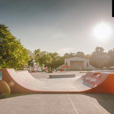 Скейт парк МТС в СПб от FK-ramps