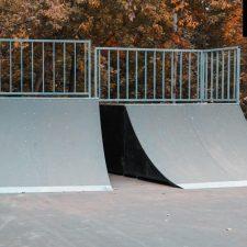 Скейт парк в Филевском парке, Москва от FK-Ramps