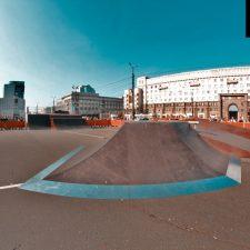 Скейт парк в Челябинске от FK-ramps