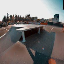 Скейт парк в Челябинске - FK-ramps