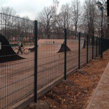 Скейт парк в Советске - FK-ramps