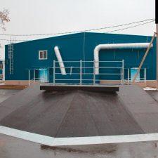 Скейт парк в Курганинске - FK-ramps