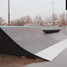 Фото: скейт парк в Курганинске от FK-ramps