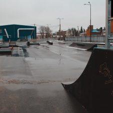 Фото: скейт парк в Курганинске - FK-ramps