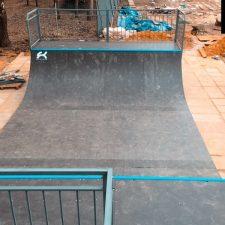 Скейт парк в Туле - FK-ramps