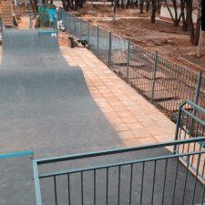 Скейт парк в Туле от FK-ramps