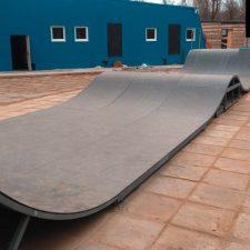 Скейт парк в Туле (Белоусовский парк) от FK-ramps