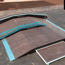 Металлический скейт-парк наКоптевскомбульваре, фото № 3