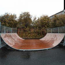 Фото: скейт парк в Мурмашах - FK-ramps
