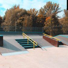 Скейт парк в Измайловском парке - FK-ramps