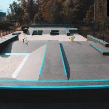 Фото: скейт парк в Измайловском парке от FK-ramps