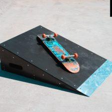 Скейт парк в Вешках от FK-ramps