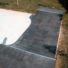 Деревянный скейт парк в Вешках - FK-ramps