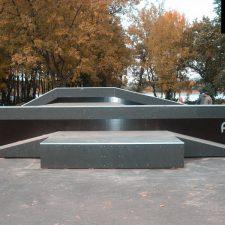 Деревянный скейт парк вРыбинске, фото № 12