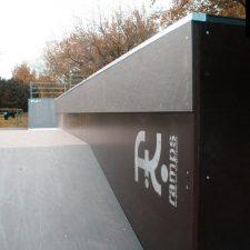 Деревянный скейт парк вРыбинске, фото № 13