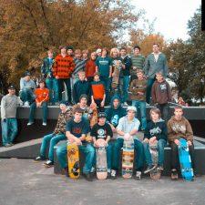 Деревянный скейт парк вРыбинске, фото № 2