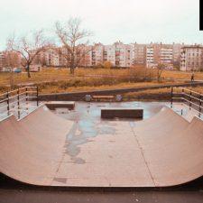 Скейт парк в Шушарах, Санкт-Петербург от FK-ramps