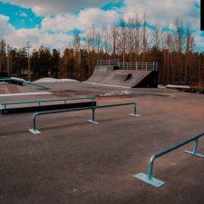 Скейт парк в Сургуте - FK-ramps