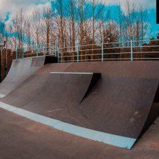 Скейт парк в Сургуте от FK-ramps
