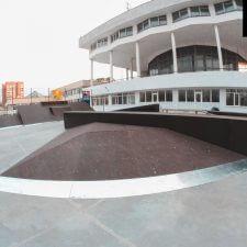 Деревянный скейт парк во Владивостоке от FK-ramps