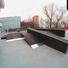Скейт парк во Владивостоке от FK-ramps
